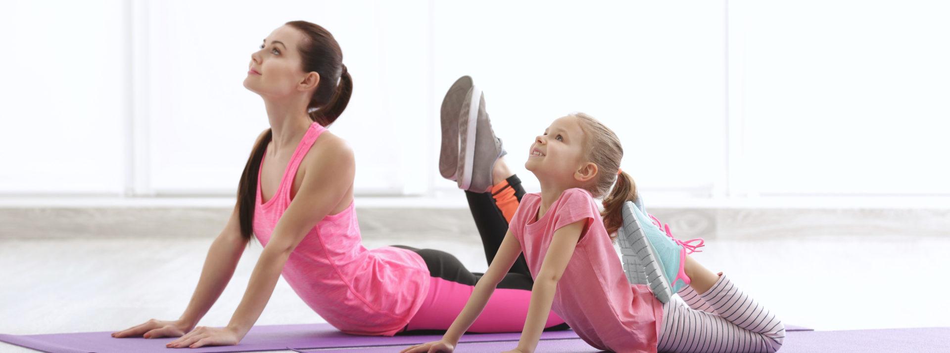 Çocuk Pilatesi